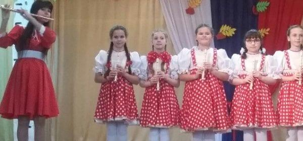 """В """"Букете рябины"""" появились яркие ягодки"""