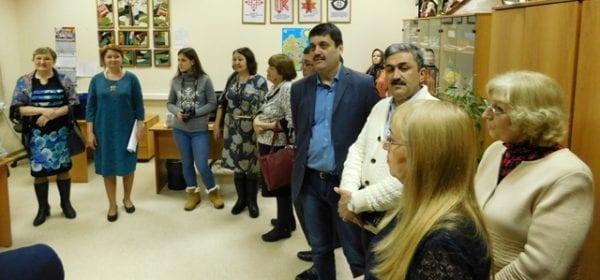 Национально-культурные объединения Удмуртии поделились опытом работы с коллегами из Пермского края