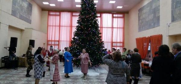 Межнациональный Новый год отметили в Сарапуле