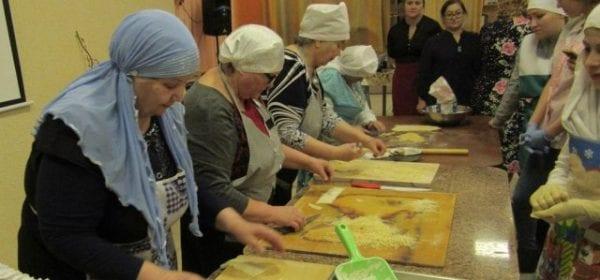Мастер-класс по татарской национальной кухне прошел в Ижевске