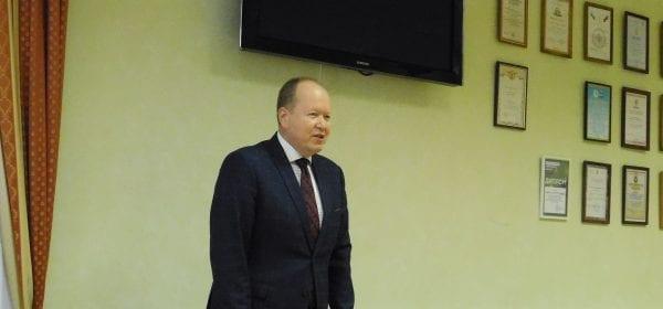 Владимир Байметов - новый председатель Ассамблеи народов Удмуртии