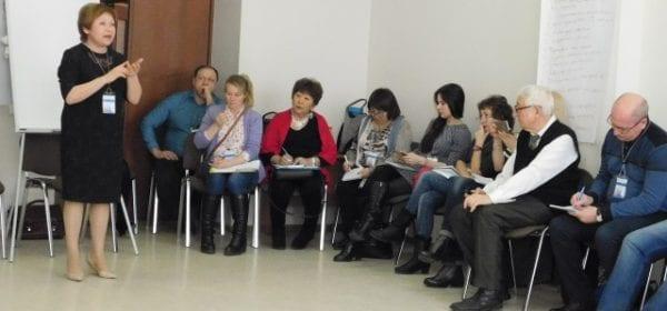 В Доме Дружбы народов Удмуртии  прошел семинар по организации деятельности сети ресурсных центров в сфере национальных отношений