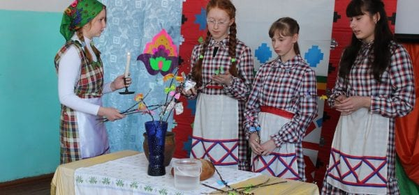 Межнациональный фестиваль «Дэмен» прошел в селе Юнда