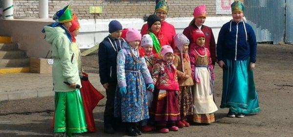 Большой семейный праздник «Красная горка» состоялся в Можге 15 апреля