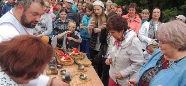 V Международный фестиваль финно-угорской кухни «Быг-Быг»