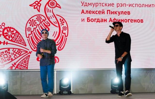 """В Удмуртии """"звездой"""" быть не принято! Богдан Анфиногенов о творчестве и удмуртском характере"""