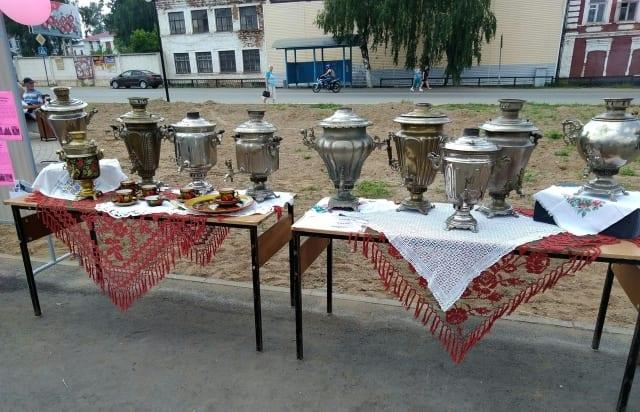 В Камбарском районе прошли «Петропавловские гулянья»