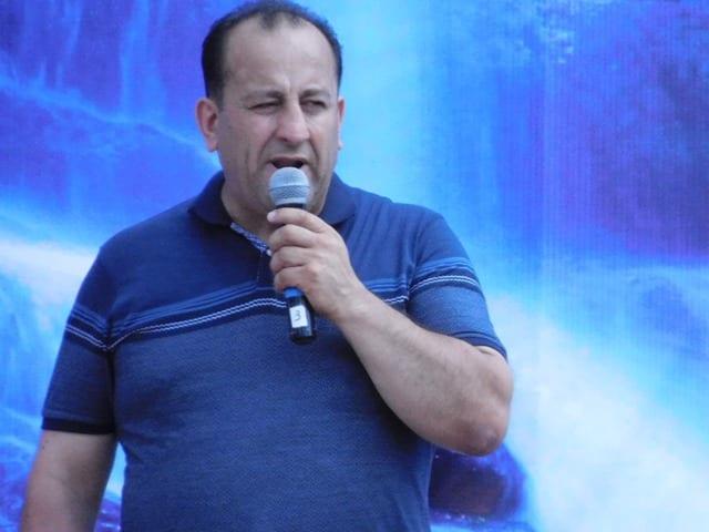 В Ижевске прошёл армянский праздник Вардавар