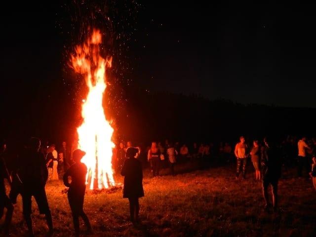 В Можге прошёл фестиваль «Этно-Ночь»
