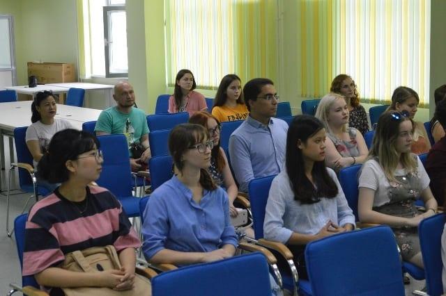 Летняя школа русского и удмуртского языков открылась в Удмуртии