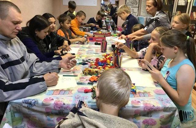 В Ижевске прошли этнические мастер-классы для жителей города