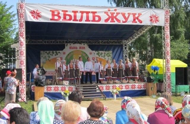 В Кировской области прошёл удмуртский праздник Выль ӝук