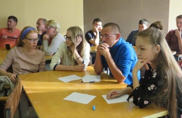 В Киясовском районе состоялась игра «Национальное многоборье»