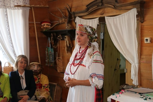 В Сарапуле состоялась презентация программы Музея русской избы