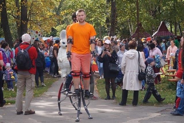 В Ижевске состоялся «Рыжий Фестиваль»