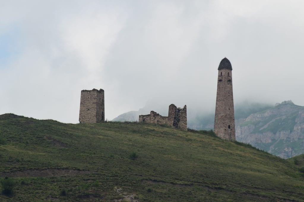 Высокогордные люди: по мотивам этноэкспедиции в Ингушетию.