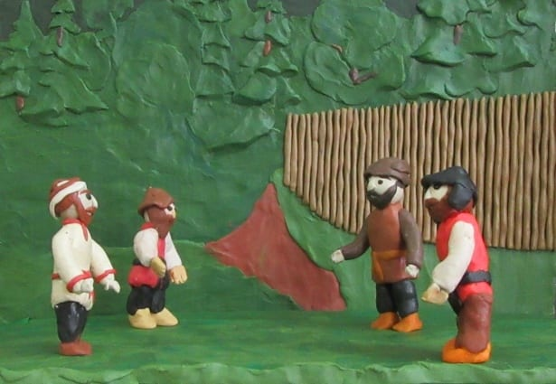 В Глазовском районе дети сняли мультфильм «Утэмкар»