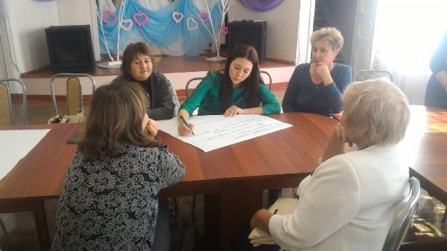 Модельный семинар состоялся в Можге