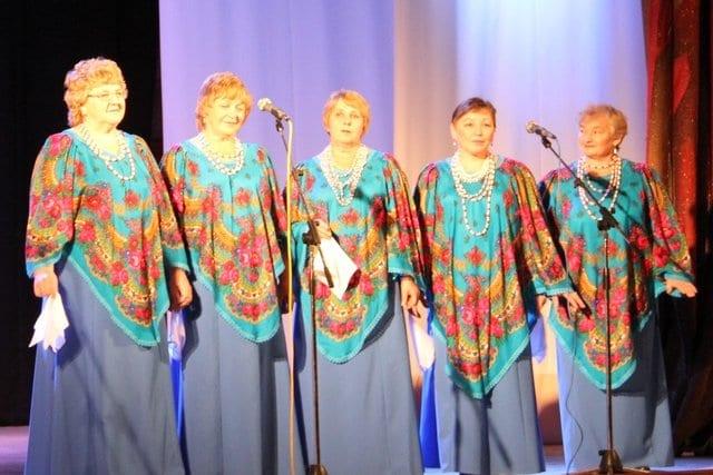 В Игринском районе состоялся фестиваль казачьей песни