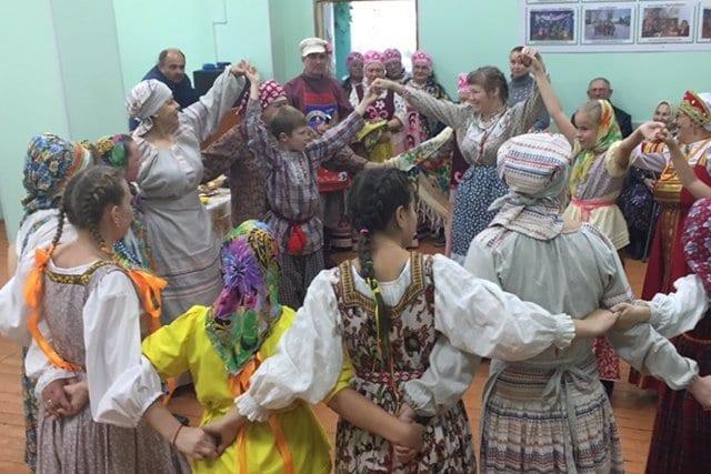 В Граховском районе отметили Покров день