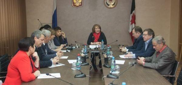 Круглый стол с представителями НКО в Госсовете Удмуртии
