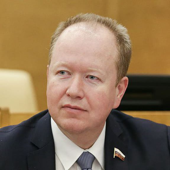 Фото Алексея Загребина, депутата госдумы РФ