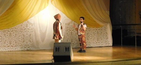 Предновогодний вечер армянской воскресной школы прошел в Ижевске