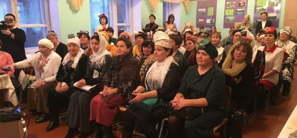 В Удмуртии состоялся Форум татарских женщин