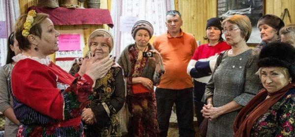 Ижевчане познакомились с культурой народов севера Удмуртии