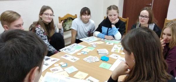 """Лагерная смена """"Вамыш"""" вновь собрала молодых удмуртских активистов"""