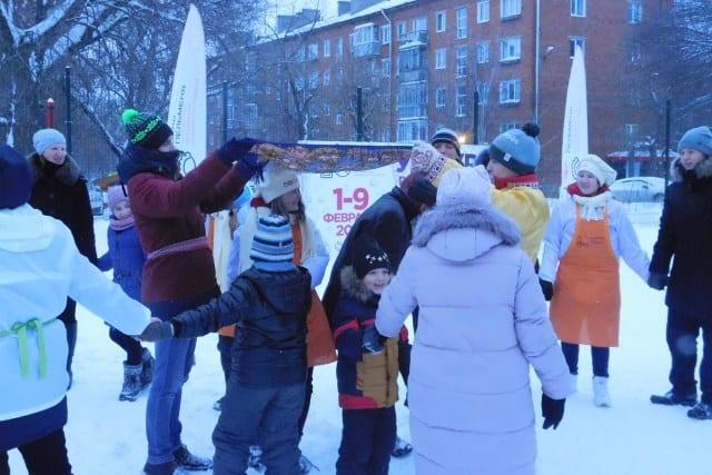 Жители Ижевска приняли участие в удмуртских национальных играх