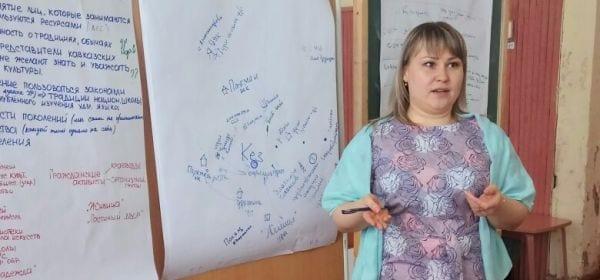 Вопросы гармонизации межэтнических отношений обсудили в Кезу