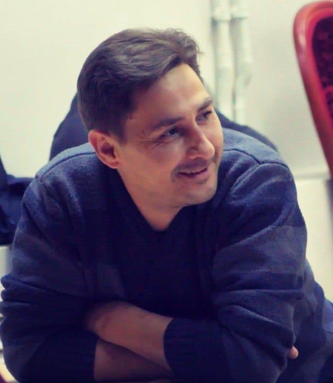 Сергей Антонов: на работе я актёр, по образу мысли - режиссёр, а на досуге - драматург