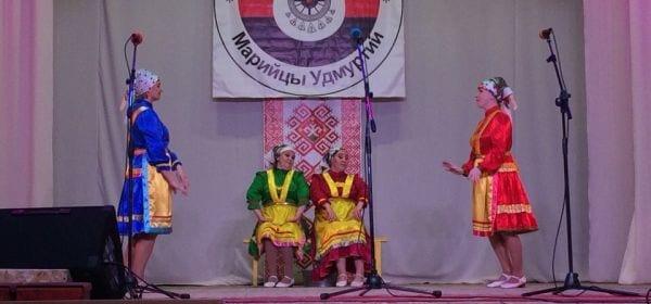 Республиканский фестиваль марийской культуры прошёл в Киясово