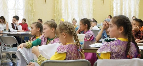 Фестиваль этнокультурных школ прошёл в столице Удмуртии