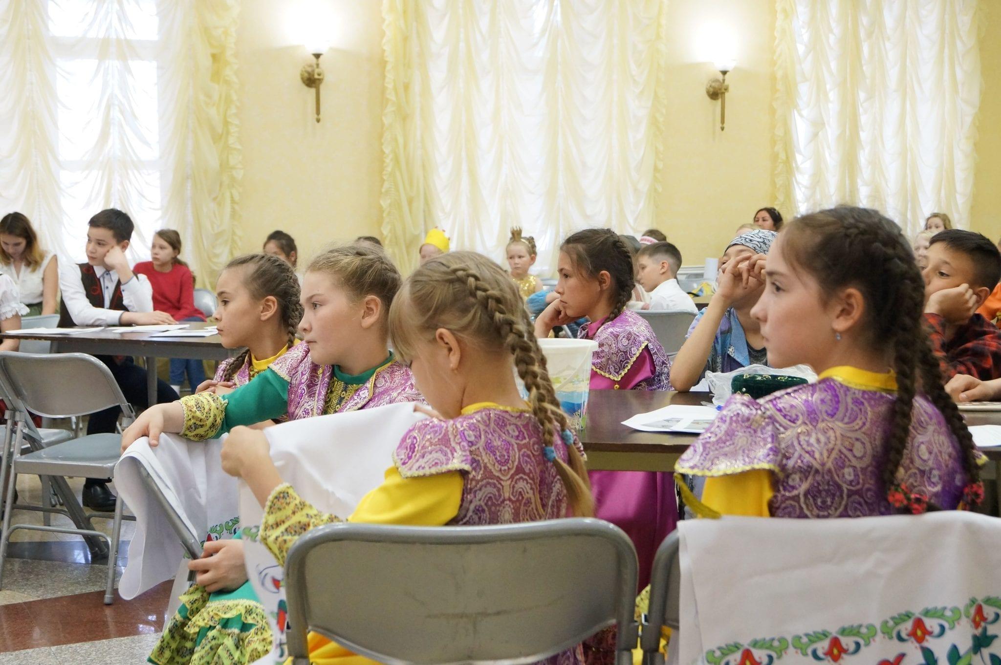 Фестиваль этнокультурных школ