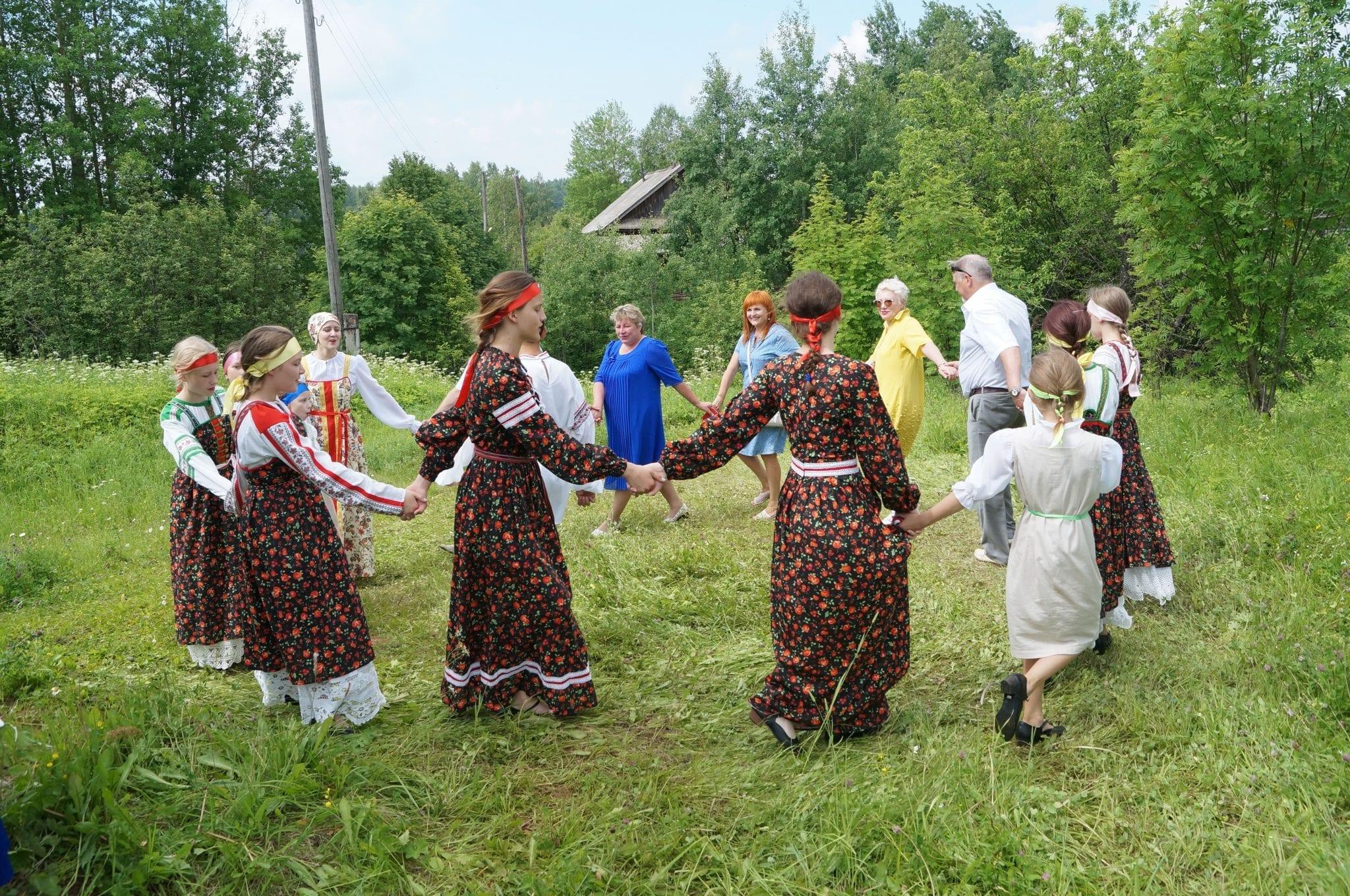 Фестиваль старообрядцев