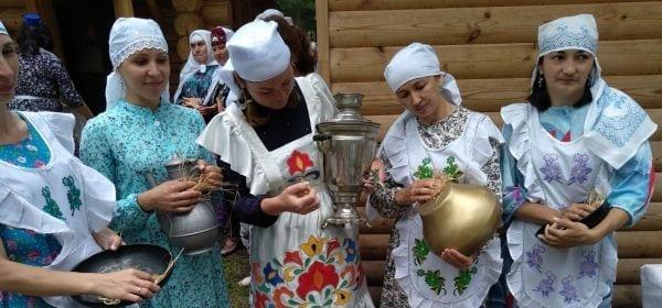 """Выездное заседание организации """"Ак Калфак"""" прошло в Татарстане"""
