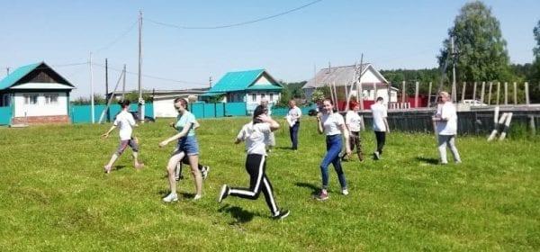 Спортивный этнофестиваль прошёл в Малопургинском районе