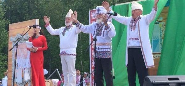 Марийский «Семык» прошёл в Удмуртии