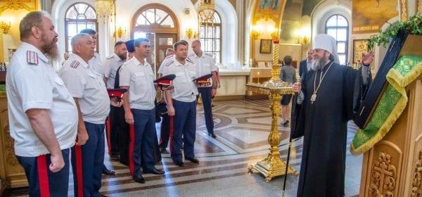 В Ижевске прошёл Совет казачьих атаманов