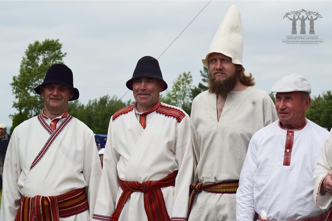 Межрегиональный удмуртский праздник Гербер