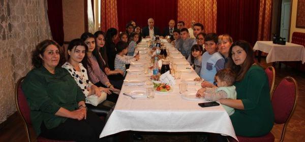 В азербайджанской воскресной школе начался учебный год