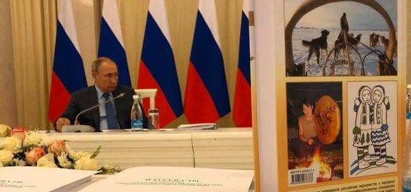 Президент России обратил внимание на слабое отражение межнациональной темы в федеральных СМИ