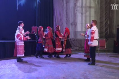 онлайн концерт, дни национальных культур