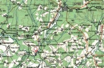 карта, Вавож