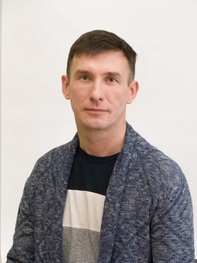 Фото руководителя отдела по работе со сми и общественностью Бикузина Александра Витальевича
