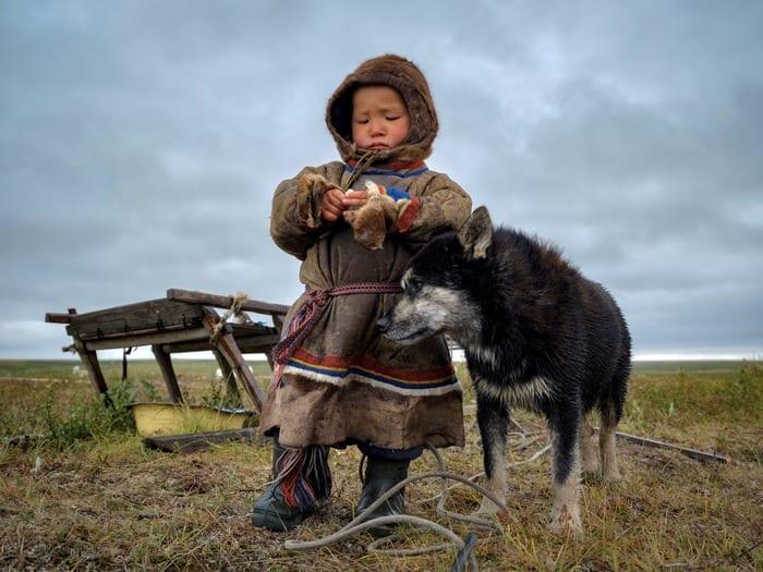 Определены победители конкурса «Дети России»