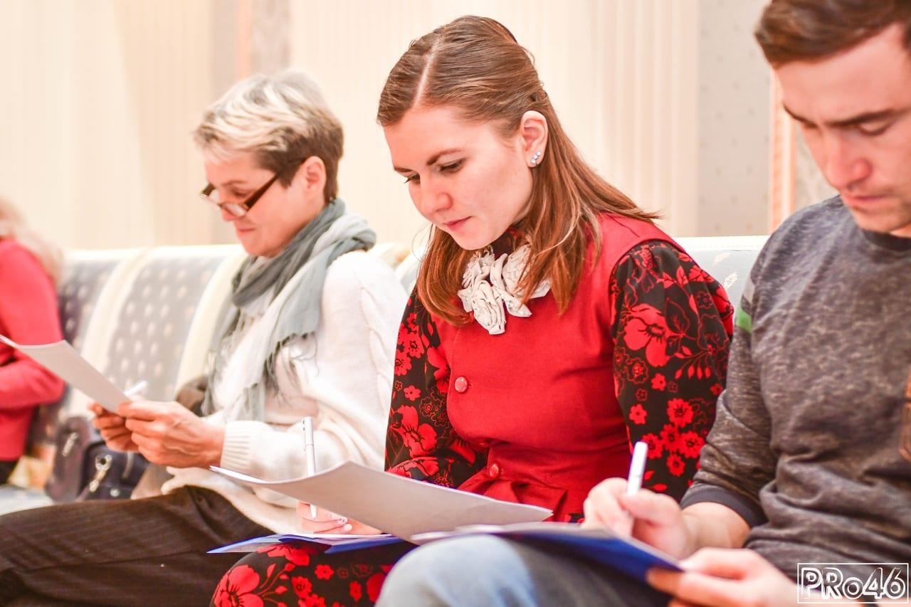 Фото участников большого этнографического диктанта, Алина Чернова