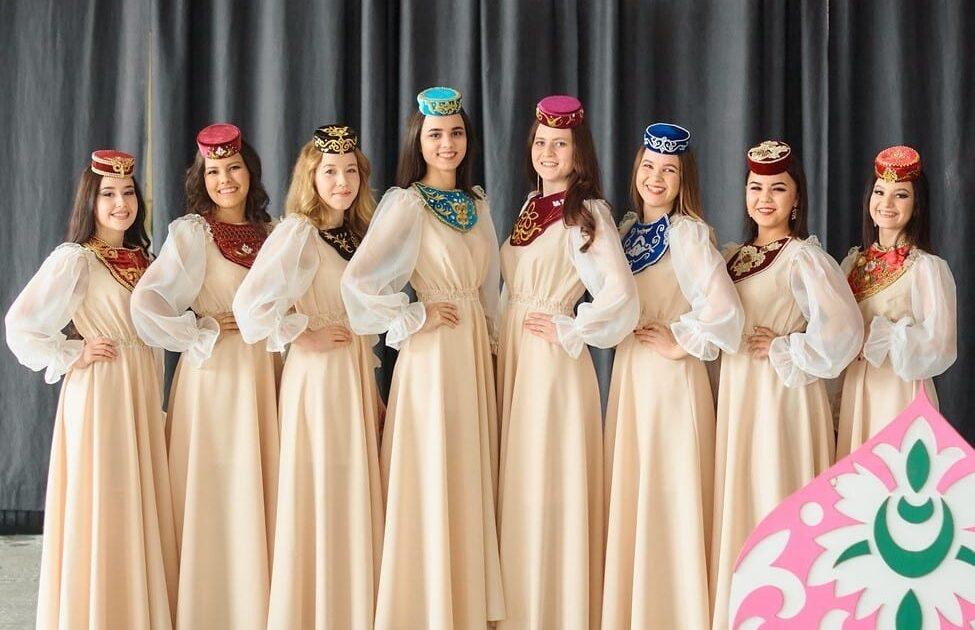 Фото участниц конкурса Татар Кызы